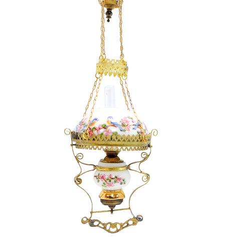 Victorian Style Hanging Lamp by Niglo