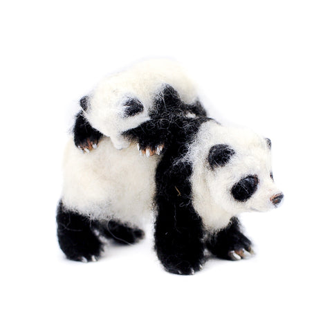 Panda Bear With Cub ON SALE