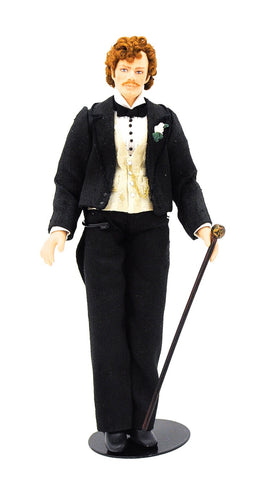 Porcelain Doll, Gentleman No.1