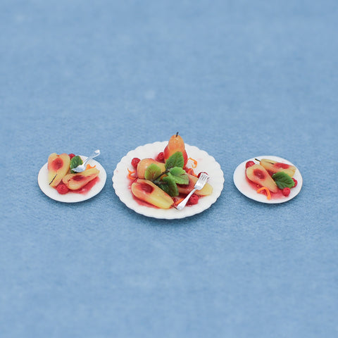 Pear Salad Set