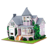 1/144th Scale Lavender Mansion by Pat Russo
