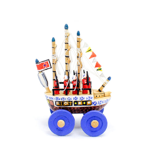 Toy Wooden Ship