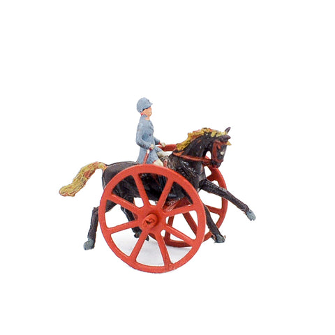 Toy Soldier with Horse