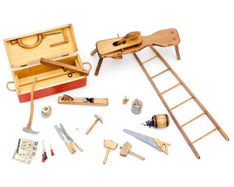 Carpentry Set by Sir Thomas Thumb