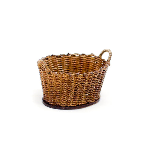 Wicker Basket by Uncle Ciggie
