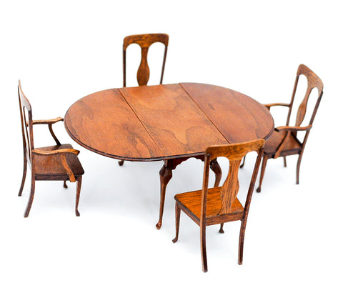 Verl Kraeger Table and Chair Set