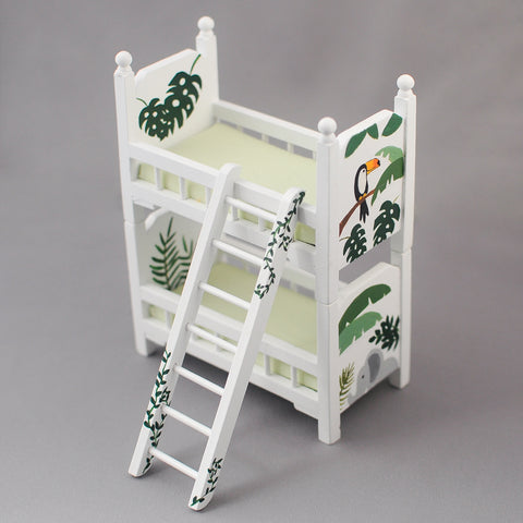 Junior Bunk Bed, Jungle Theme