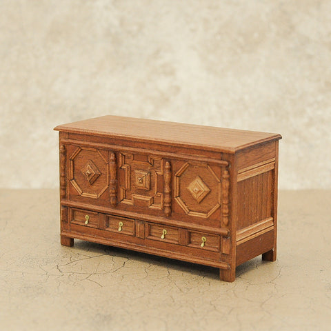 Tom Wolfert Vintage Blanket Chest