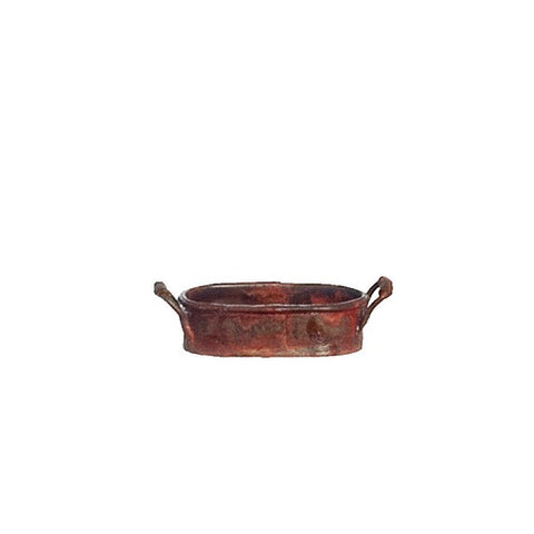 Small Rusted Tub