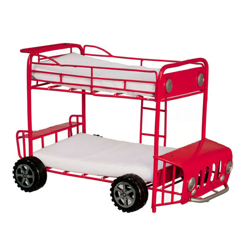 Double Decker Bus Bunk Bed