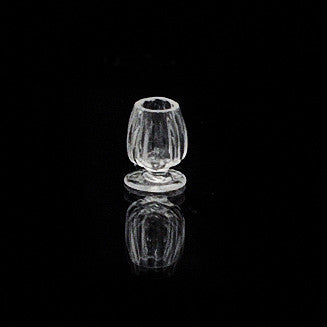 Crystal Brandy Snifter, Small