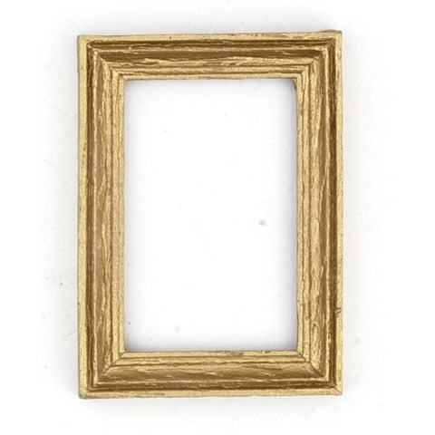 Frame, Gold Trim