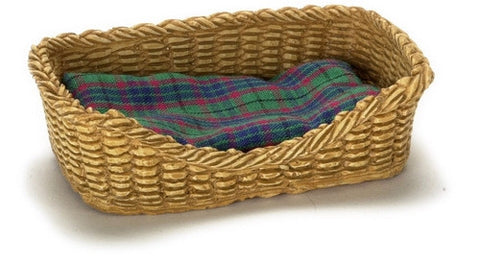 Pet Bed Basket, Rectangular