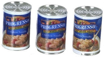 Progresso Chicken Noodle Soup Cans