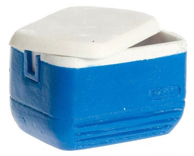 Picnic Cooler, Blue