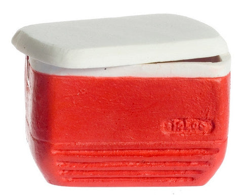 Picnic Cooler, Red