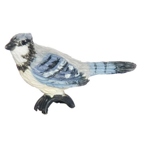 Blue Black Wild Bird OUT OF STOCK