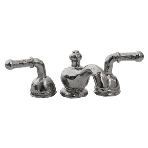 Faucet Set, Three Piece Bridgemill Style