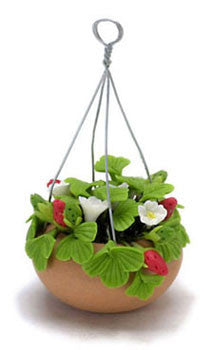 Strawberry Hanging Pot