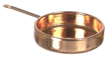 Copper Skillet, Large