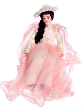 Susan, Doll Designed by Marcia Backstrom