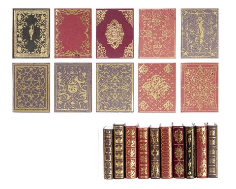 Books, Set of Ten