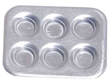 Muffin Tin Set, Aluminum