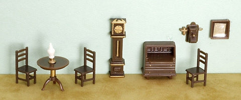 1/4 Scale Living Room Set