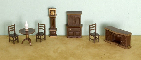 1/4 Scale Dining Room Set