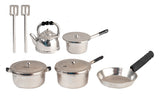 Aluminum Kitchenware Set, 10 Piece