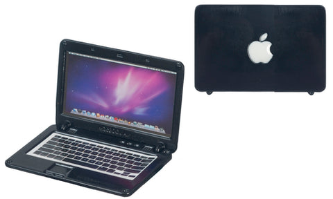 Apple Laptop Computer, Black