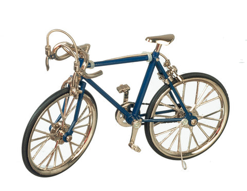 Racing Bike, Blue
