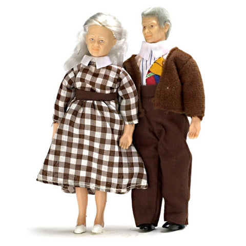Grandparent Doll Set