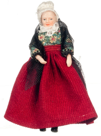 Country Grandma, Doll