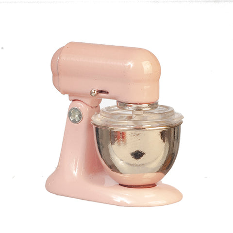 Mixer with Mixing Bowl, Soft Pink