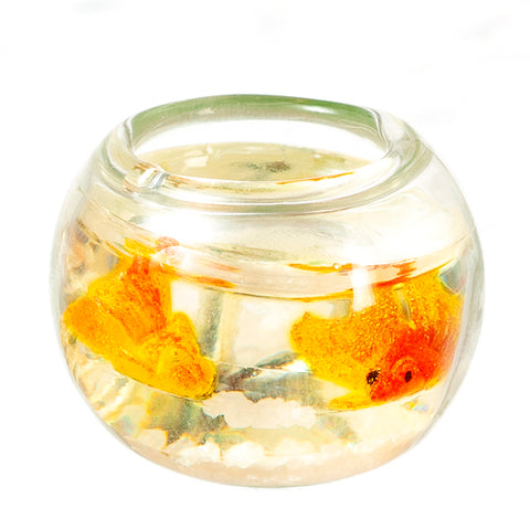 Gold Fish Bowl, White Sand
