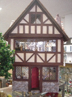 "Tudor Cottage ""A"" By Gary Jay"