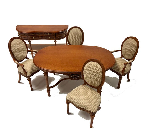 Gabrielle Dining Set, 6 pc.