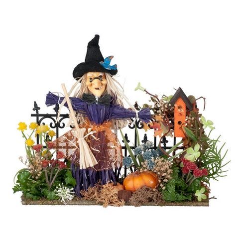 Halloween Fence Display