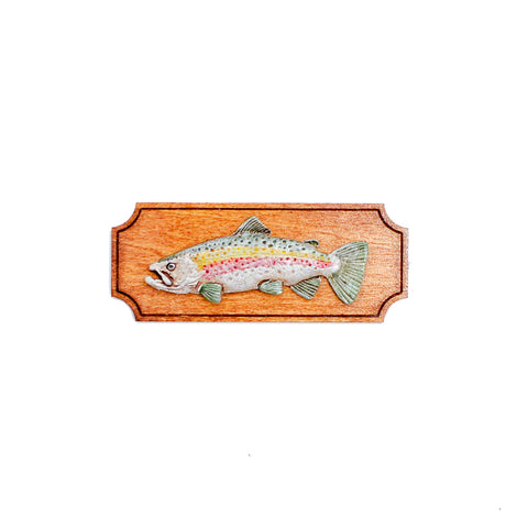 Mounted Fish, Trout