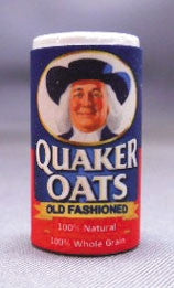 Quaker Oats, Miniature Scale
