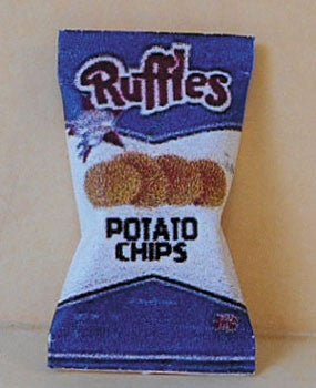 Ruffles Potato Chips Bag