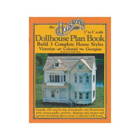 3-in-1 Dollhouse Plan Book