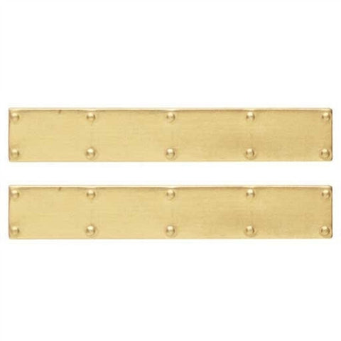 Kick Plates for Doors, Set of Two