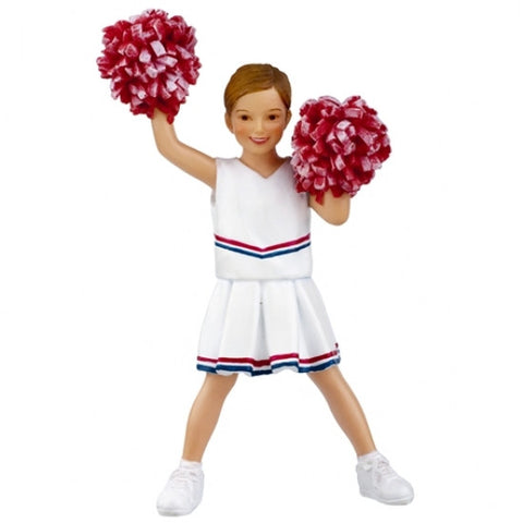 Resin Doll Figure, Lexi the Cheerleader ON SALE