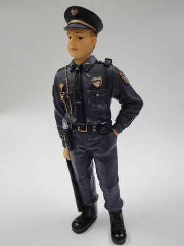Officer Bill, Resin Doll Figure