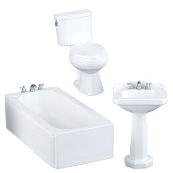 Modern Bathroom Set BACK IN STOCK