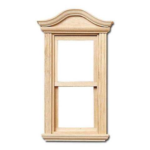 Bonnet Pediment Window ON SALE