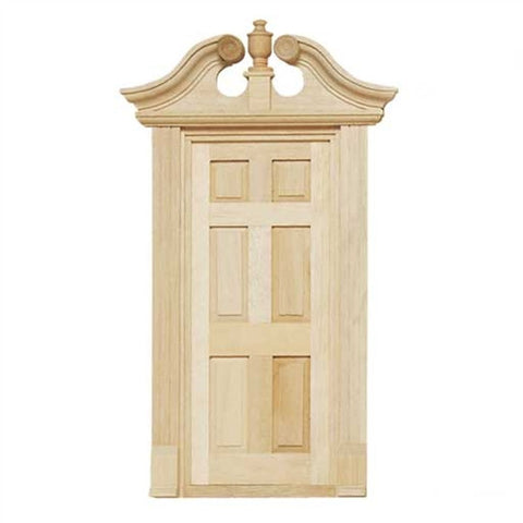 Single Deerfield Door