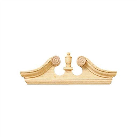 Deerfield Window Pediment ON SALE